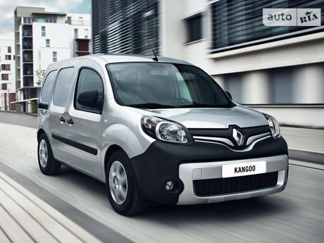 Renault Kangoo груз. 2012
