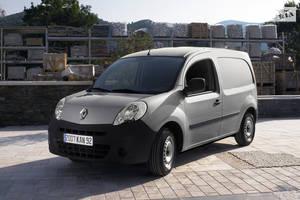 Renault kangoo-gruz 2 поколение Фургон