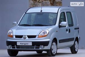 Renault kangoo-gruz 1 поколение, рестайлинг Фургон