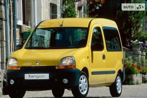Renault kangoo-gruz 1 поколение Фургон
