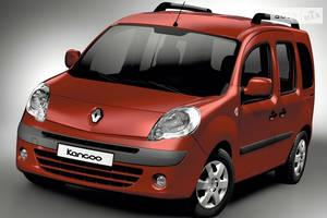 Renault kangoo-pass II поколение Мінівен