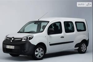 Renault kangoo-pass II поколение (рестайлинг) Мінівен