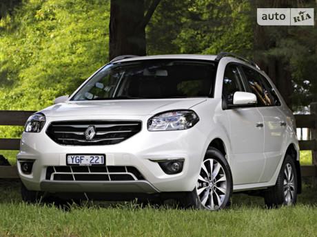 Renault Koleos 2015