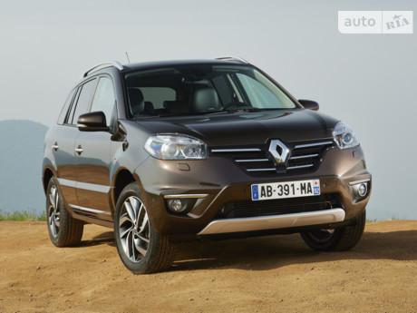 Renault Koleos 2008