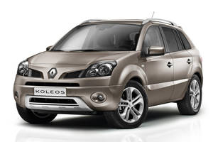 Renault koleos I поколение Кросовер
