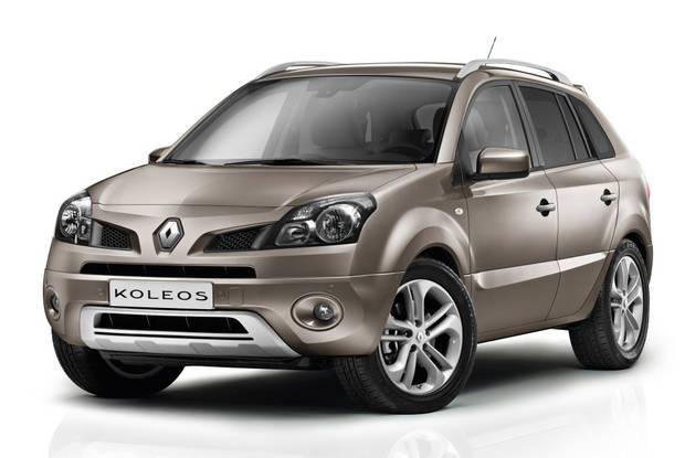 Renault Koleos I поколение Кроссовер