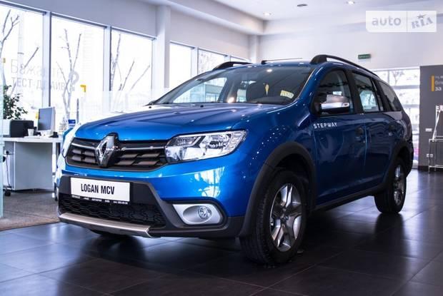Renault Logan Stepway Zen