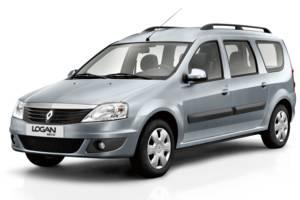 Renault logan I покоління, 1 рестайлінг Універсал