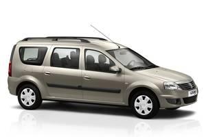 Renault logan I покоління, 1 рестайлінг Универсал