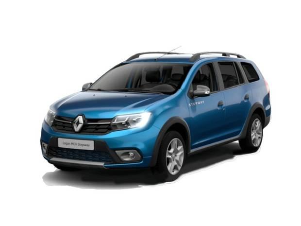Renault Logan II поколение (рестайлинг) Универсал