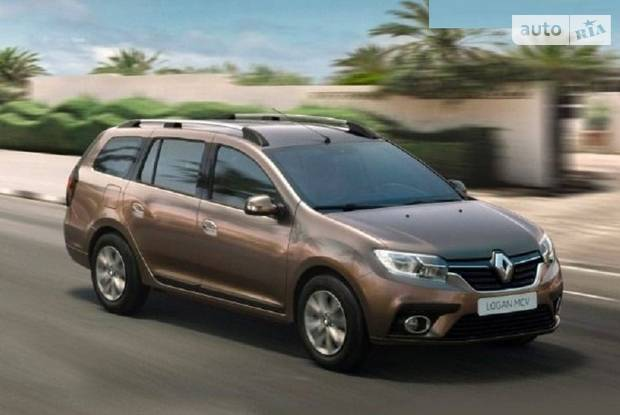 Renault Logan Base