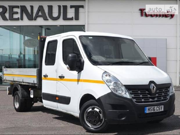 Renault Master груз. PCC 1L3 4 F6