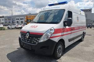 Renault master-gruz  III поколение рестайлинг Автомобіль швидкої допомоги