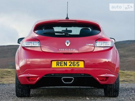Renault Megane RS 2013