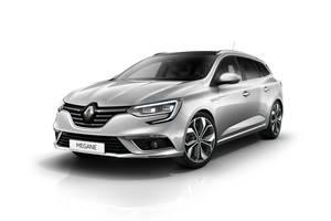 Renault megane IV поколение Универсал