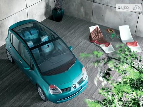 Renault Modus 1.4 MT 2005