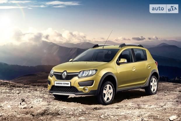 Renault Sandero StepWay Life+