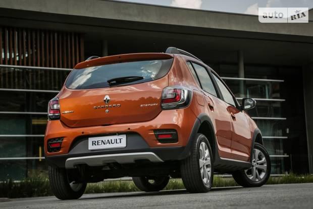 Renault Sandero StepWay Zen
