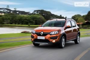 Renault sandero-stepway 2 поколение (рестайлинг) Хэтчбек