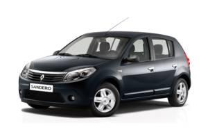 Renault sandero I покоління Хэтчбек