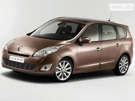 Renault Scenic 1.5D MT (110 л.с.) 2011