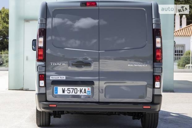 Renault Trafic груз. Comfort