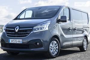 Renault trafic-gruz 3-е поколение (рестайлинг) Фургон