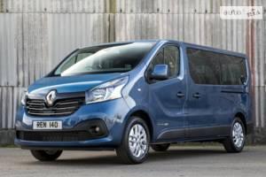 Renault trafic-pass X82 Минивэн