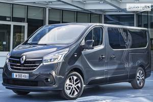 Renault trafic-pass 3-е поколение (рестайлинг) Минивэн