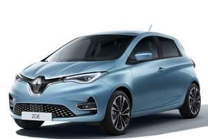 Renault zoe 1-е поколение (рестайлинг) Сити-кар