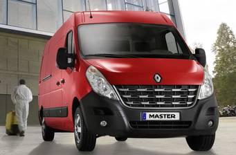 Renault Master груз. 2.3D MT (150 л.с.) L3H1 3500 2020