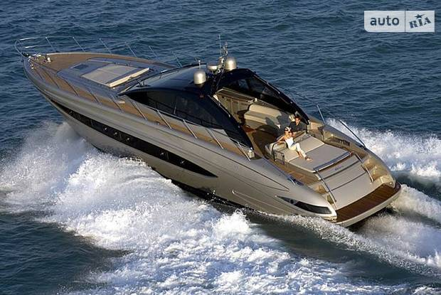 Riva 63 Vertigo 1 покоління Яхта