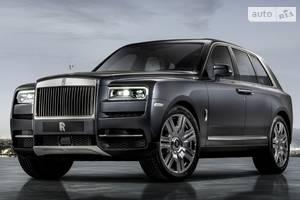 Rolls-Royce cullinan 1-е поколение Кросовер