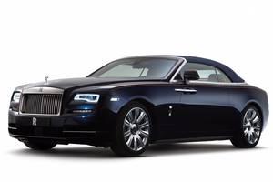 Rolls-Royce dawn 1 покоління Кабриолет