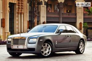 Rolls-Royce ghost 1 поколение Седан