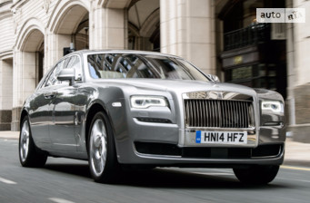 Rolls-Royce Ghost  2013