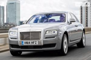 Rolls-Royce ghost 2 поколение Седан