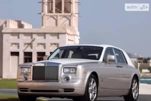 Rolls-Royce phantom 5 поколение Седан