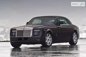 Rolls-Royce phantom 5 поколение Купе