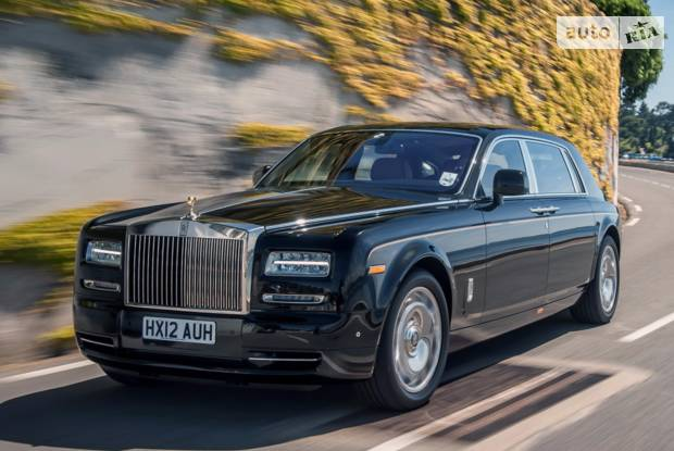 Rolls-Royce Phantom 5 поколение (рестайлинг) Седан