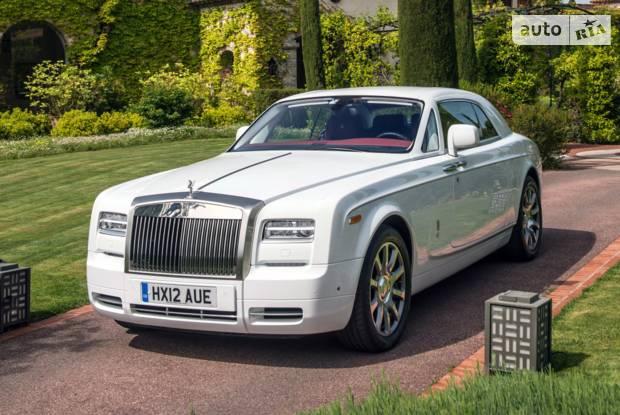Rolls-Royce Phantom 5 поколение (рестайлинг) Купе