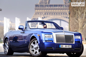 Rolls-Royce Phantom 6.8 AT (453 л.с.) Series II 2016