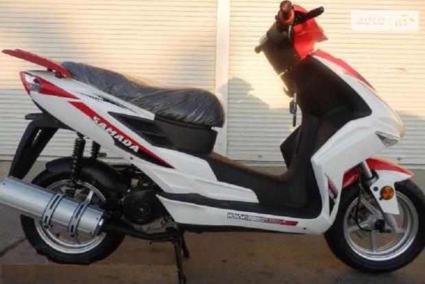 Samada 50 1 покоління Скутер