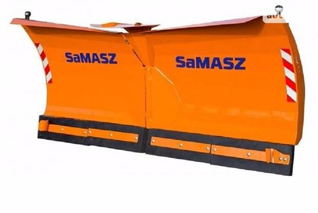 SaMASZ Olimp 1 покоління Снігоочисник