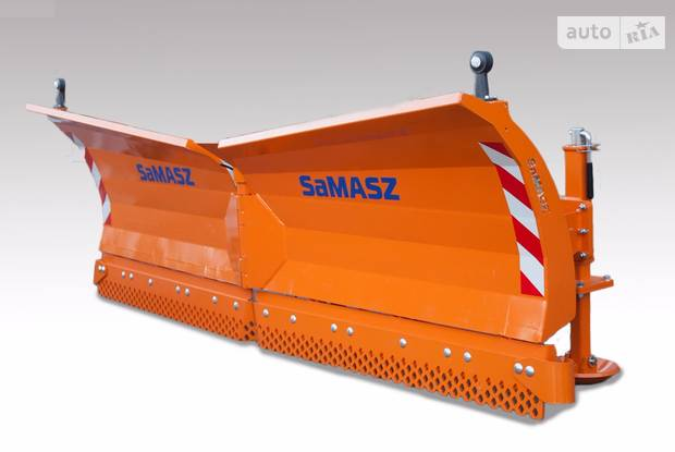 SaMASZ PSV 1 покоління Снегоочиститель