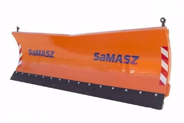 SaMASZ RAM 1 покоління Снегоочиститель