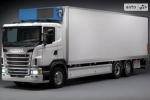 Scania g 2 покоління Вантажівка