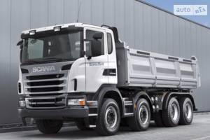 Scania g 2 покоління Самоскид