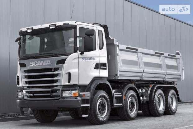 Scania G 2 покоління Самосвал