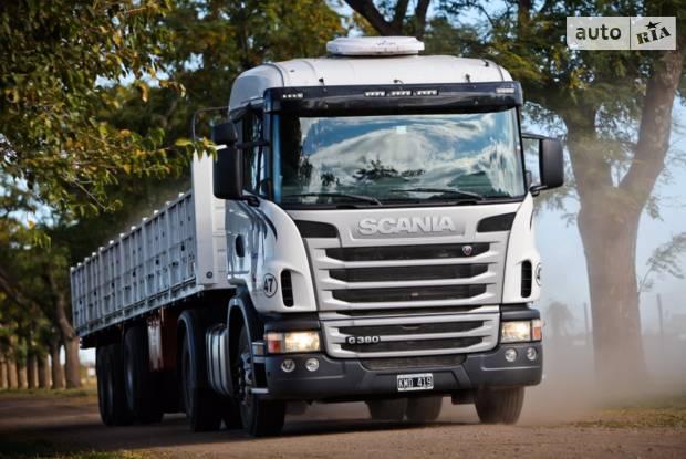 Scania G 2 покоління Тягач